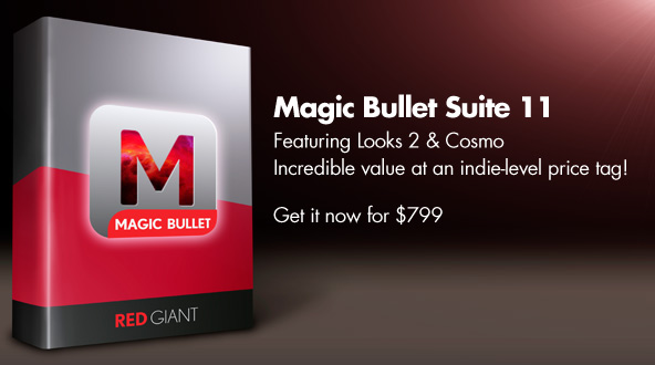 Red Giant Bullet Suite 11 Software Prices