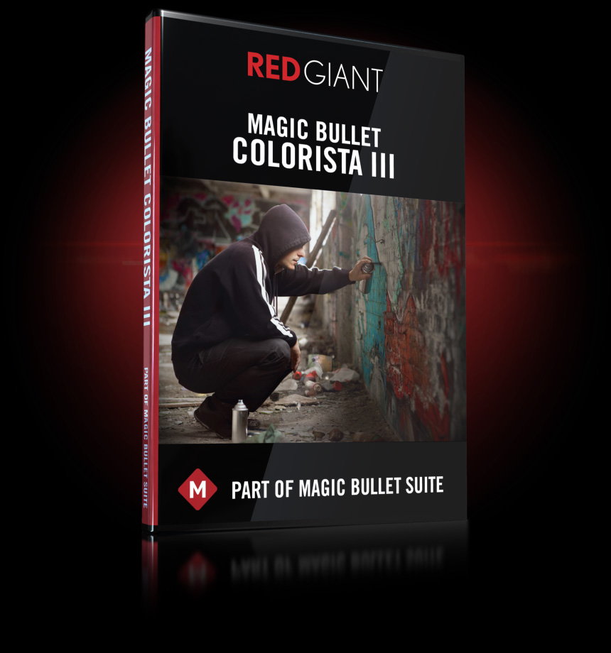 Magic Bullet Colorista III