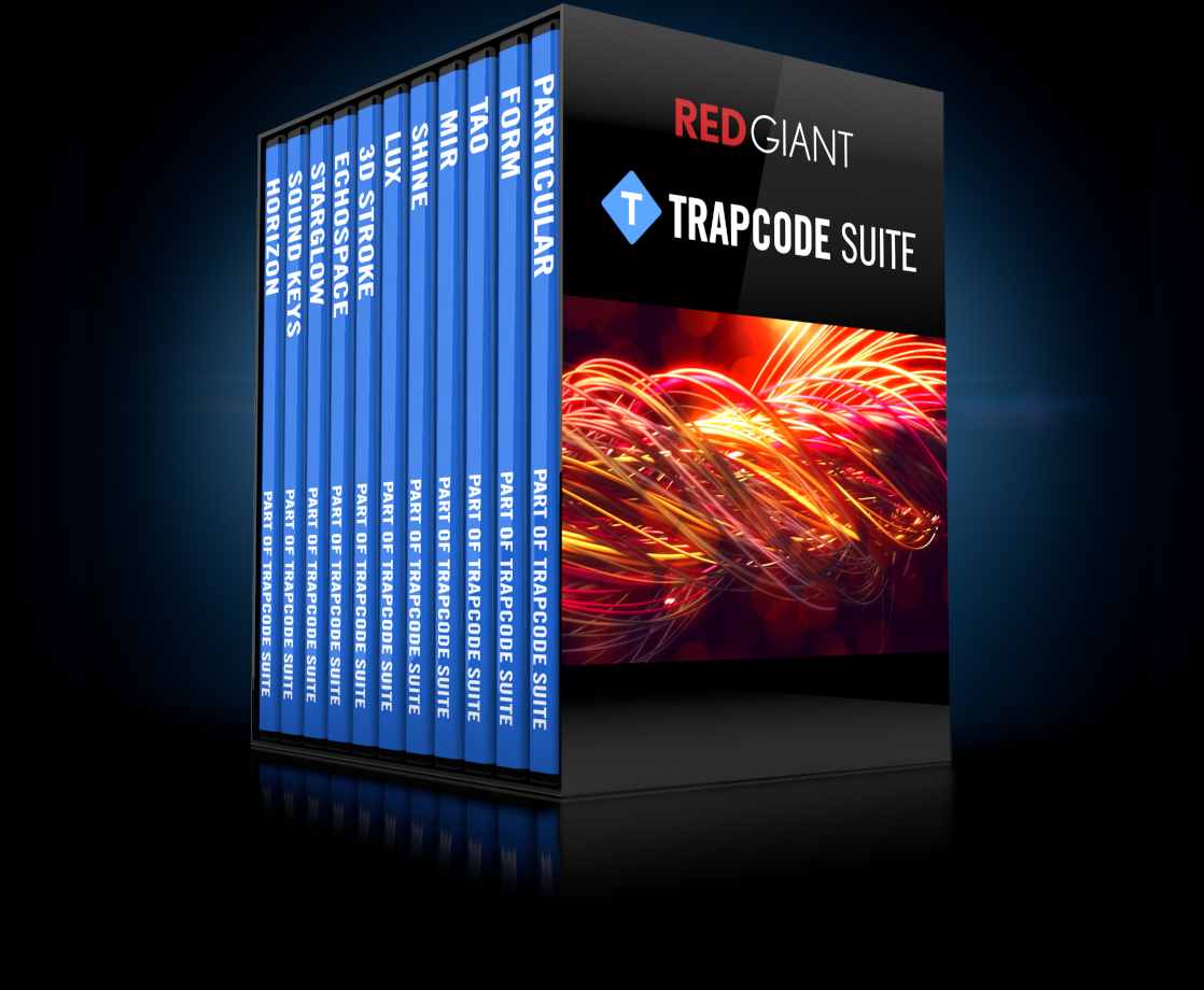 New Release] Red Giant Trapcode Horizon V10 For Adobe After