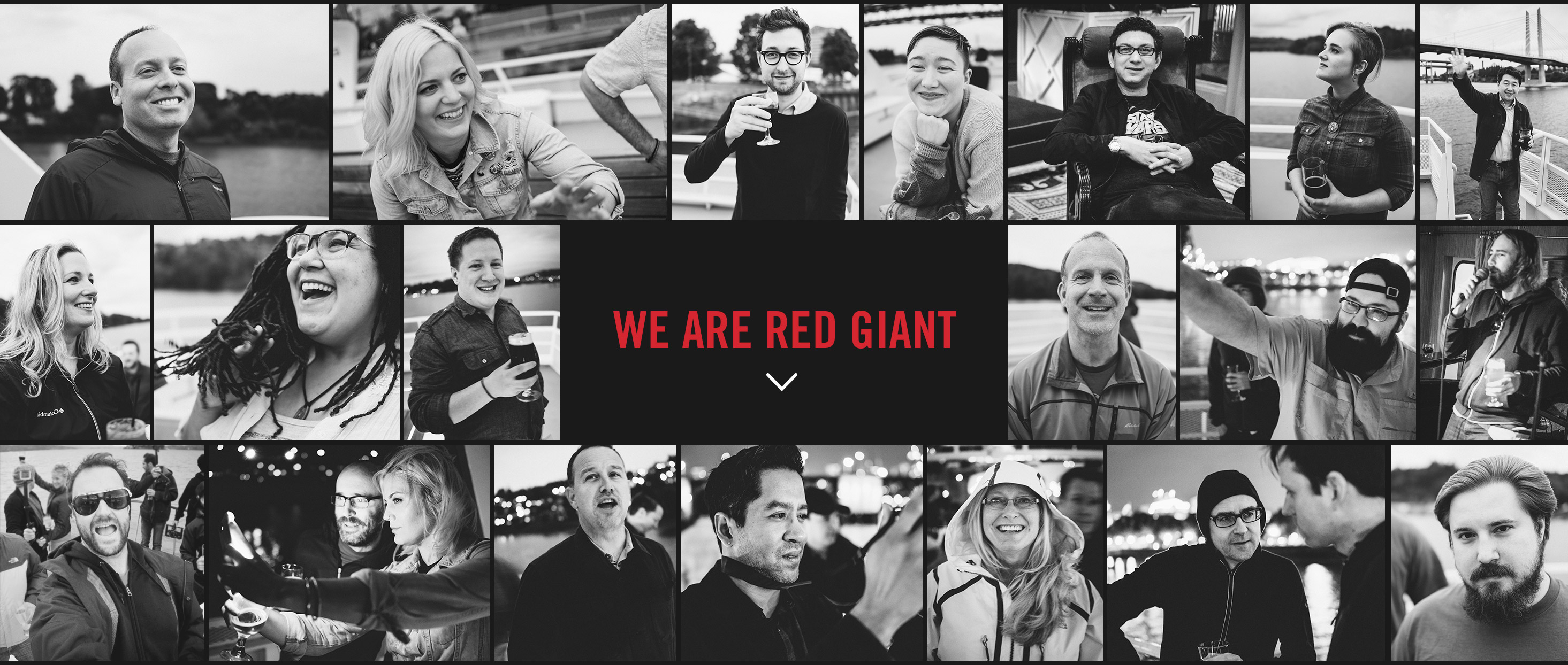 We Are Red Giant