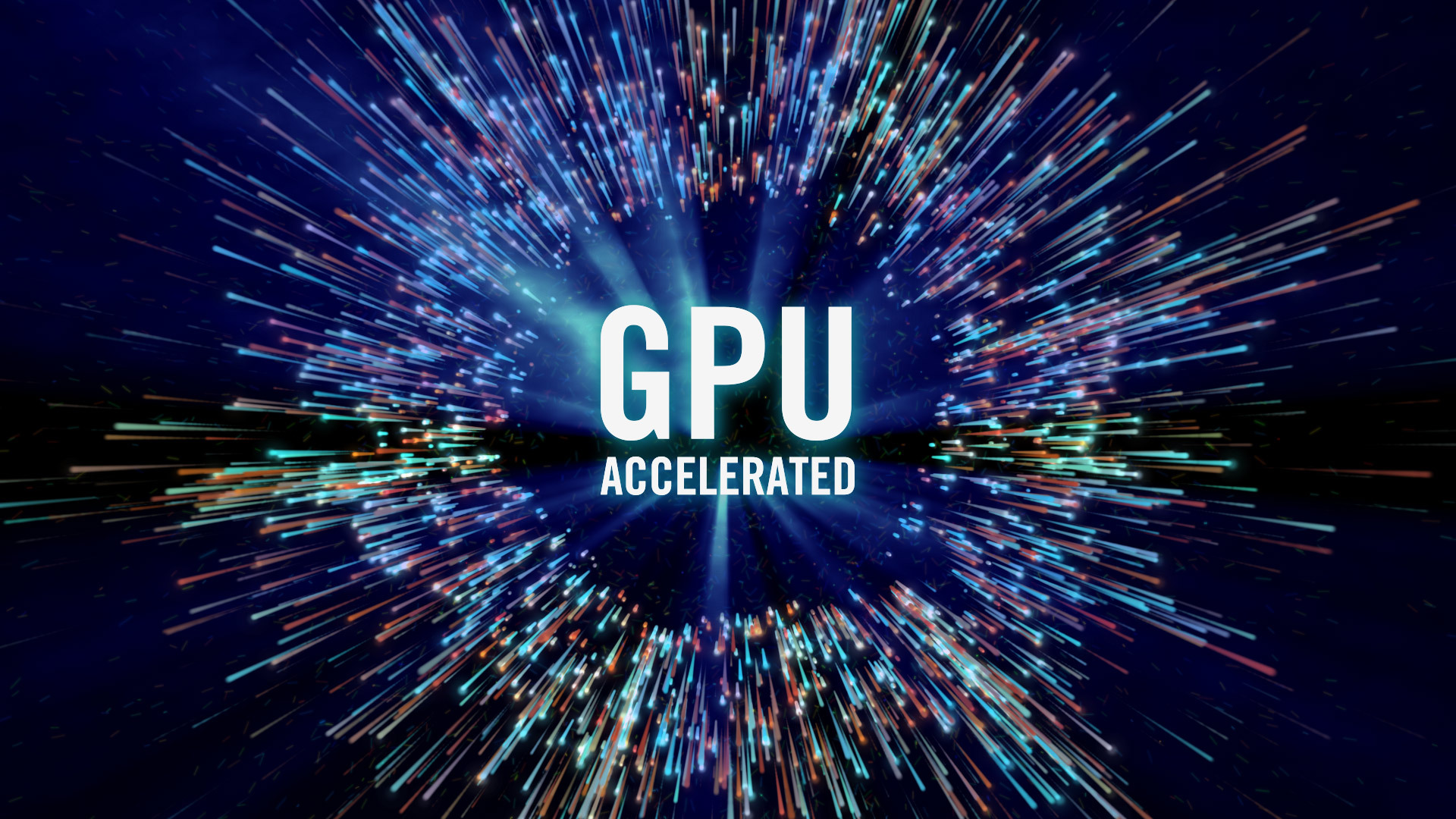 Trapcode Particular - GPU Accelerated