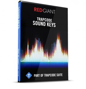Trapcode Sound Keys 1.2