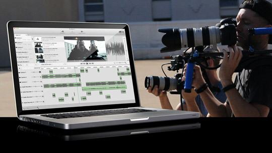 PluralEyes - Automatic Audio/Video Sync in Seconds. No clapboards or timecode needed