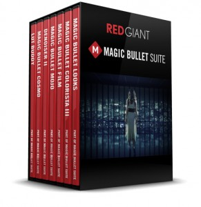 Magic Bullet Suite