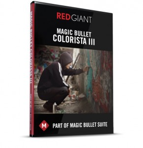 Magic Bullet</br>Colorista III