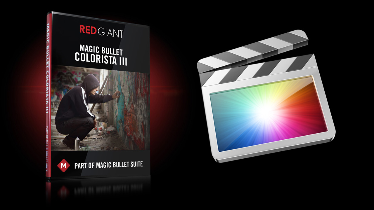 Getting Started with Magic Bullet Colorista III in FCPX