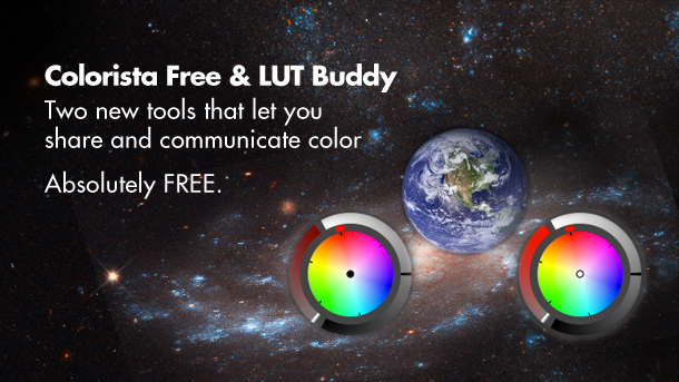 Red Giant  Two New FREE Tools for Color Grading  Color Decisions