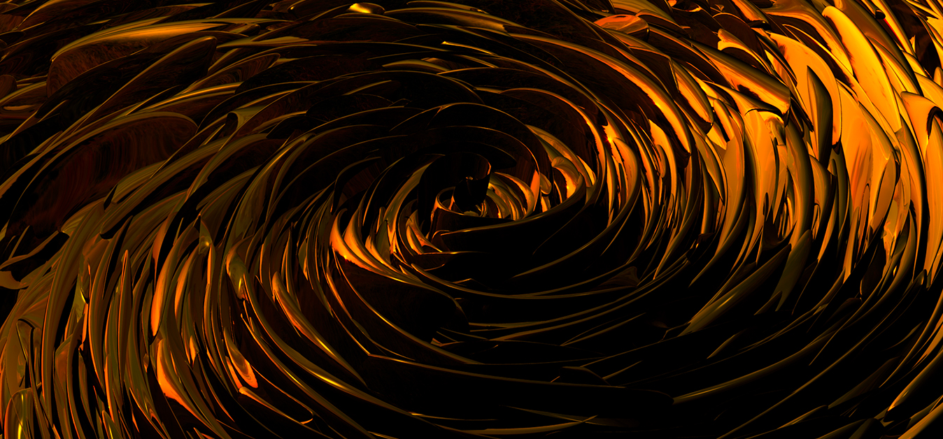 Trapcode Mir - Gold Surface Preset