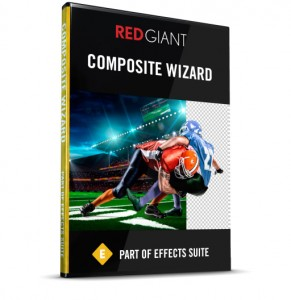 Red Giant - Composite Wizard Box Art