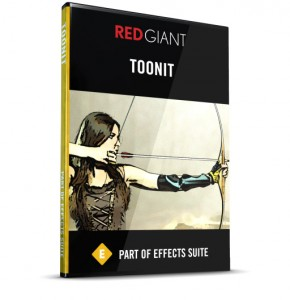 Red Giant - Toonit Box Art