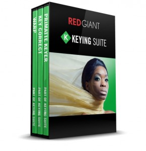Red Giant - Keying Suite Box Art