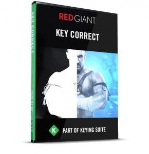 Red Giant - Key Correct Box Art
