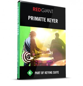 Red Giant - Primatte Keyer Box Art