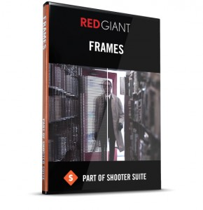 Red Giant - Frames Box Art