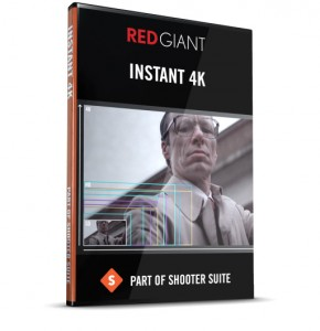 Red Giant - Instant 4K Box Art