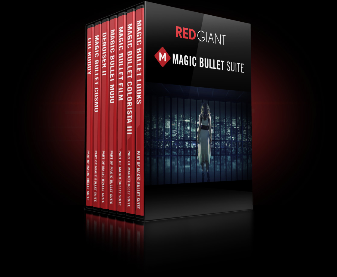 Red Giant | Magic Bullet Looks