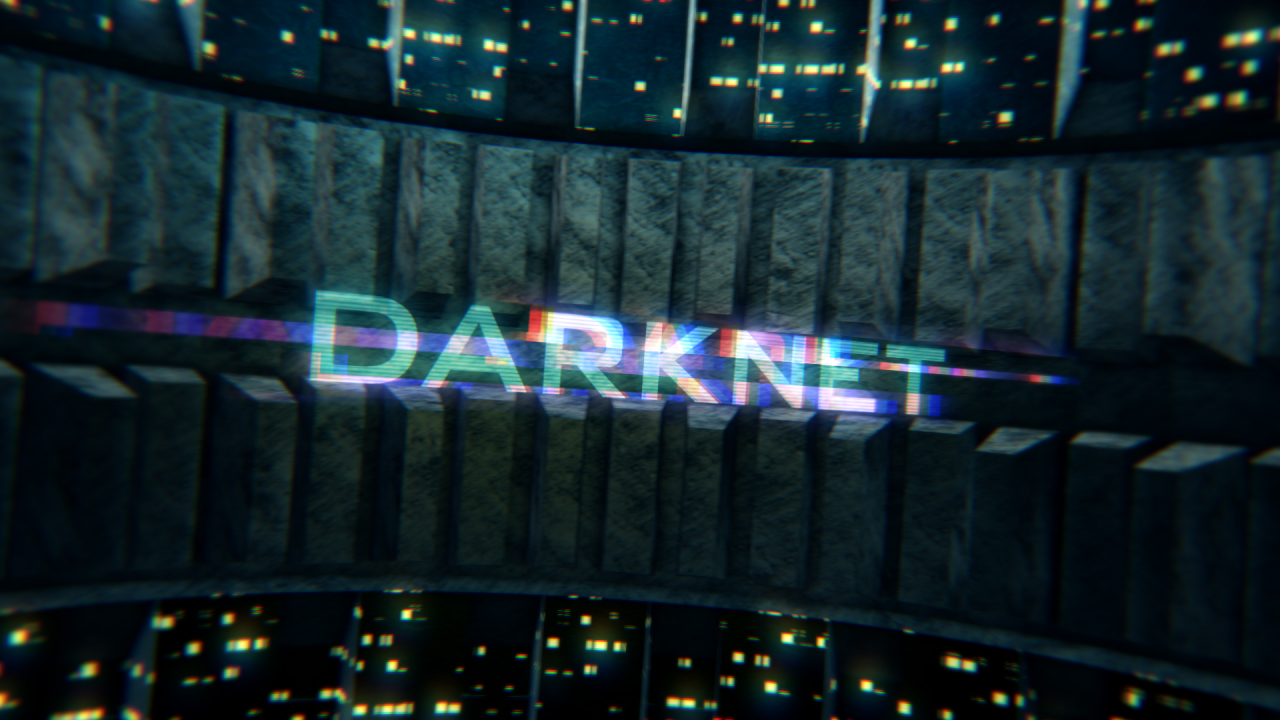 Episode 100 - Darknet: Glitching Text Transition