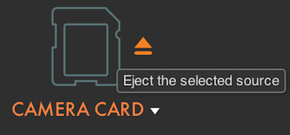 Eject Card