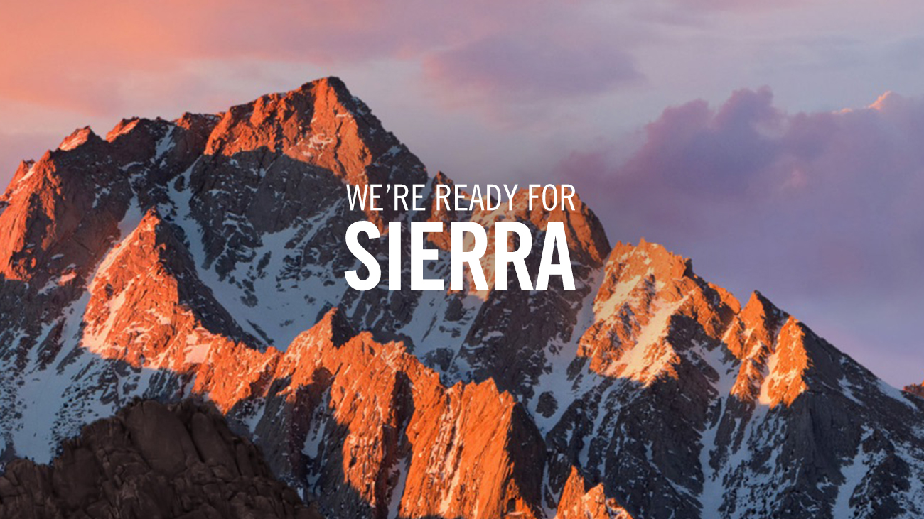 Red Giant | We Are Ready for macOS Sierra