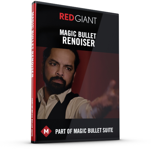 Red Giant - Magic Bullet Looks Box Art
