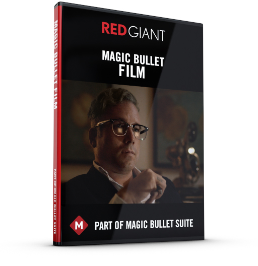 Red Giant - Magic Bullet Film Box Art