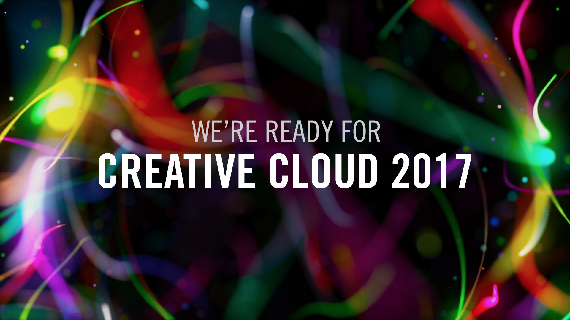 Red Giant | We're Ready for Adobe CC 2017