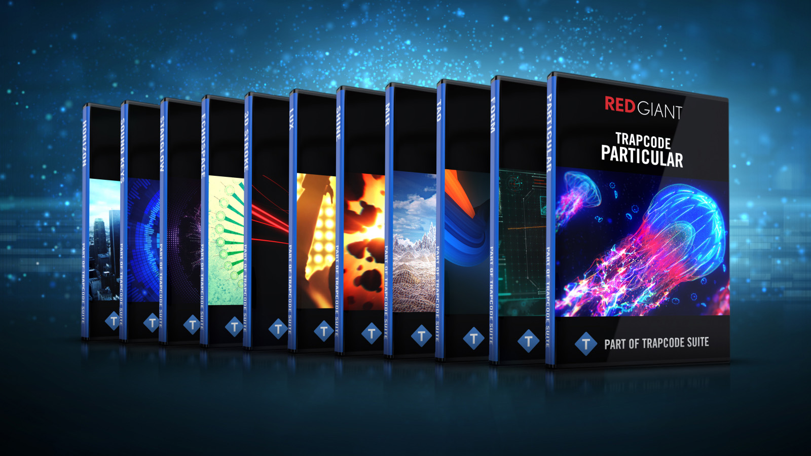 Red Giant Trapcode Suite 14 Mac/Win (Electronic Software