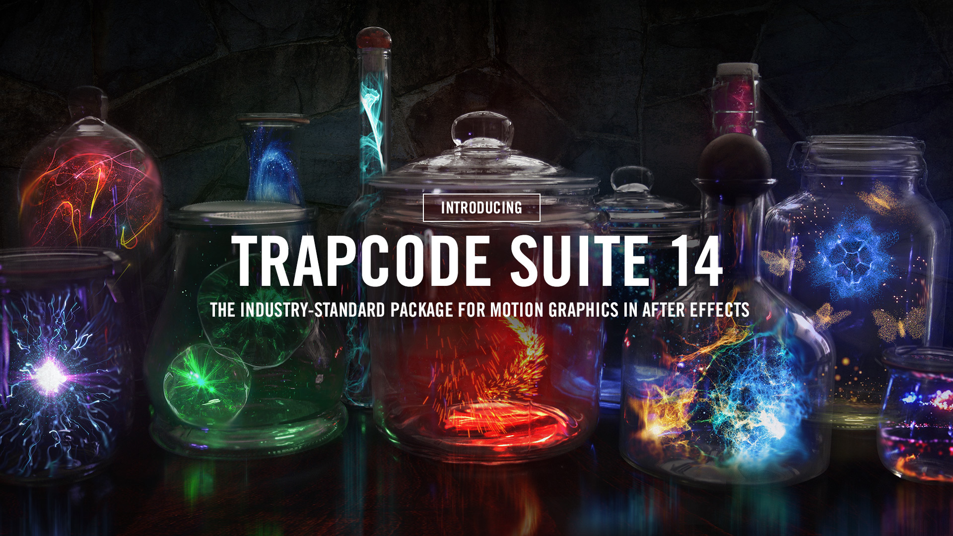 Red Giant | Introducing Trapcode Suite 14