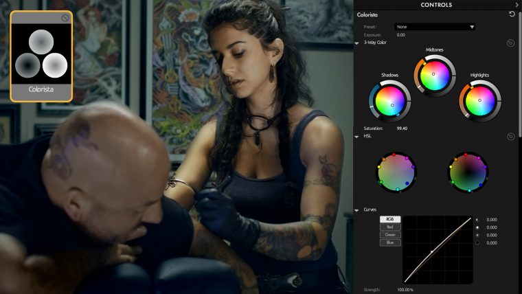 Magic Bullet Looks - Colorista