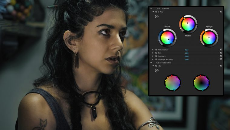 Magic Bullet Colorista IV - 3-Way Color Correction