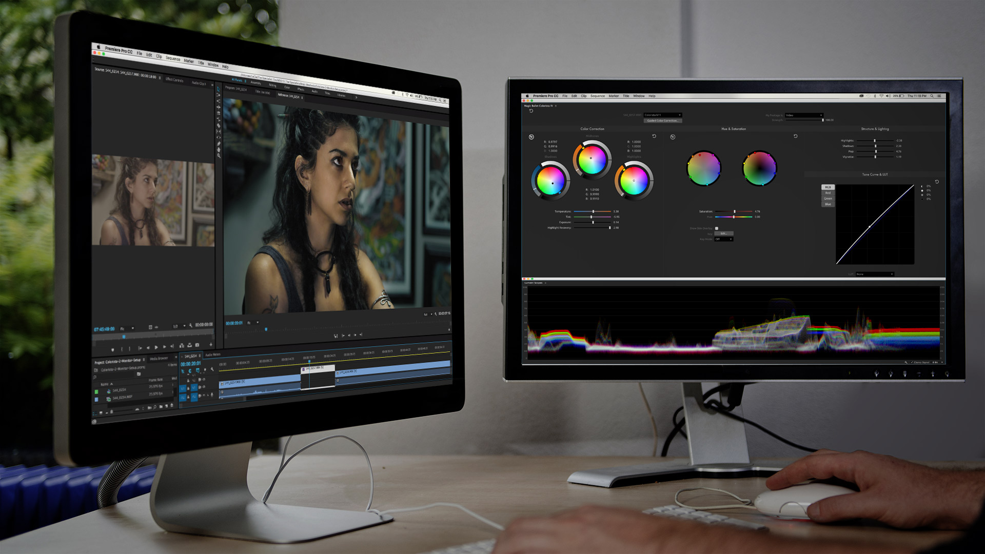 Buy Red Giant Magic Bullet Colorista IV | Color Correction ...
