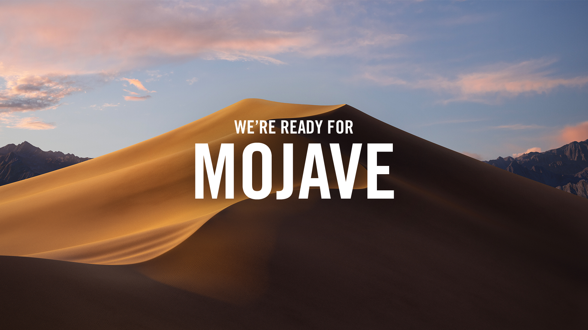 Red Giant | We are Ready for MacOS Mojave