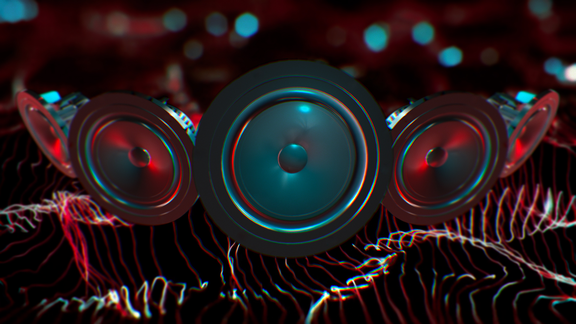 Trapcode Mir - 3D Objects
