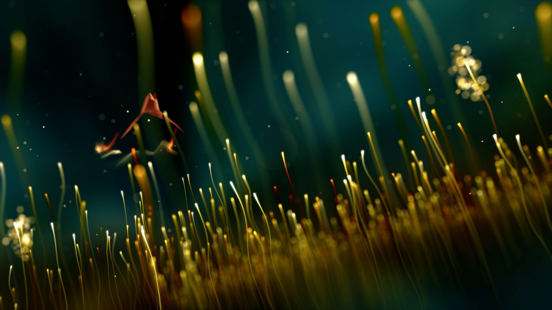 Trapcode Particular - Motion Graphics
