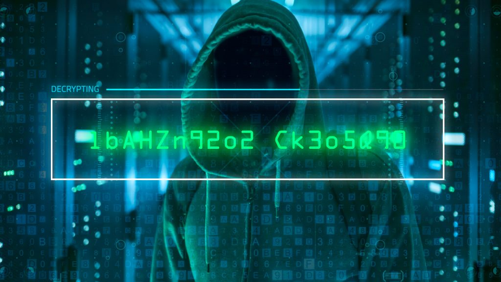 Red Giant Universe - Hacker Text - Encrypt and Decrypt