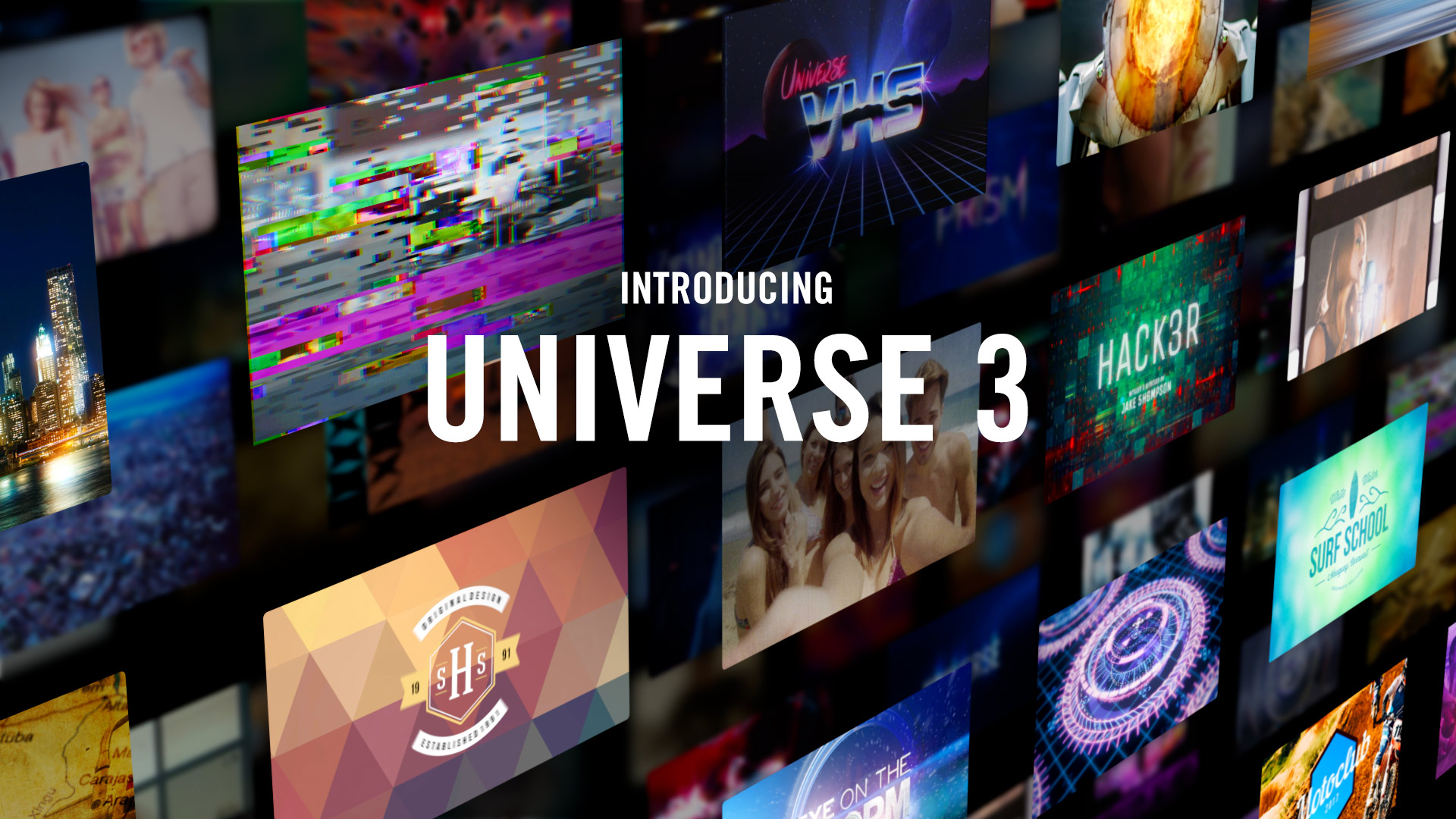 Red Giant   NEW: RED GIANT UNIVERSE 3 0