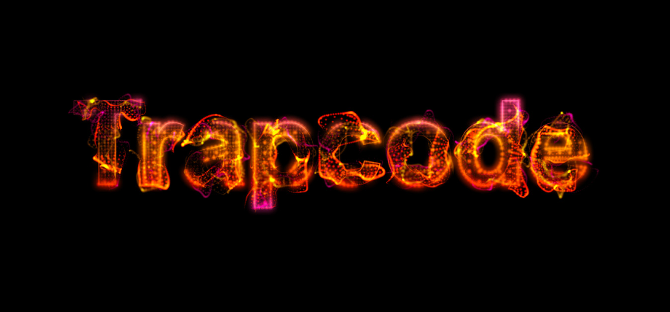Trapcode Form - Electric Text Preset