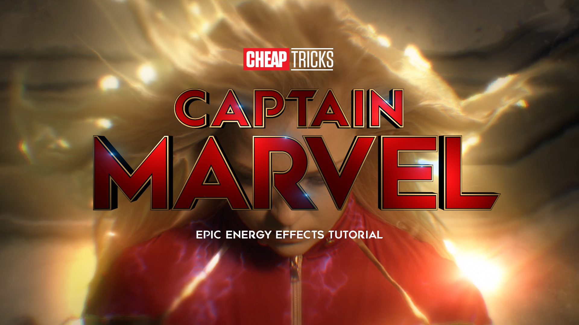 Cheap Tricks #7 | Captain Marvel Energy Effects Tutorial