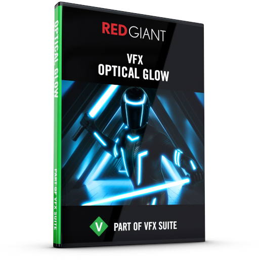 Red Giant - Optical Glow Box Art