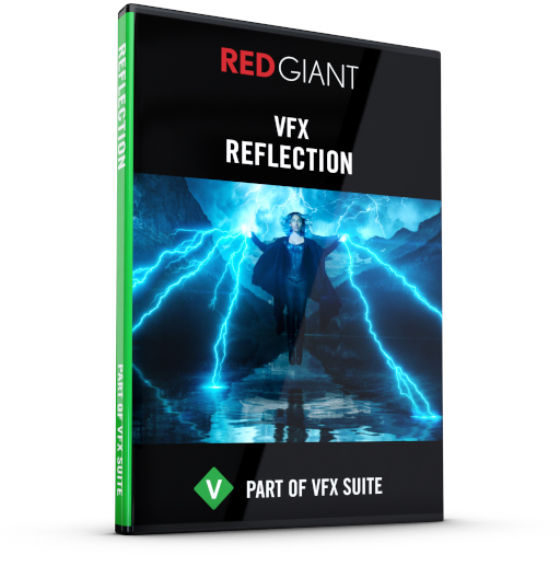 Red Giant - Reflection Box Art