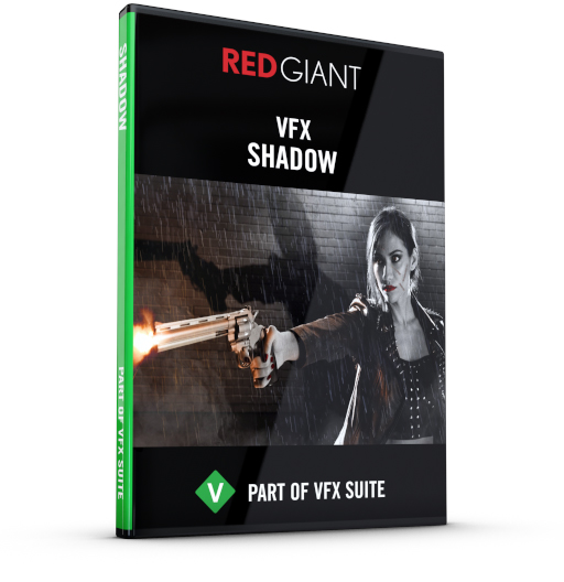 Red Giant - Shadow Box Art