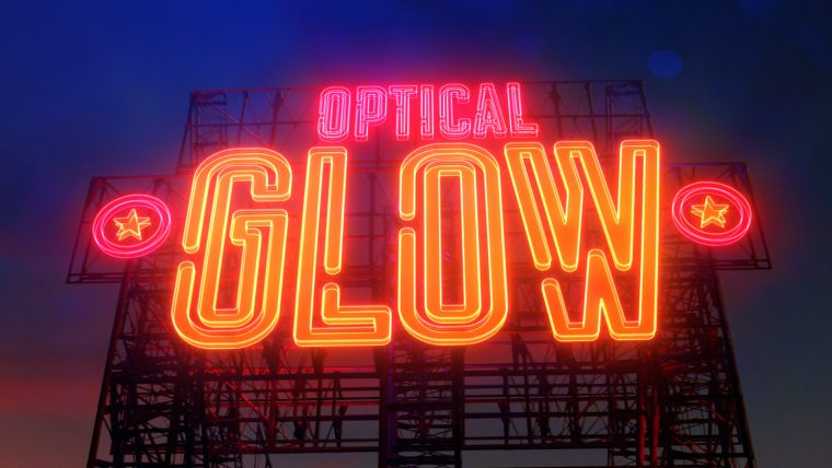 VFX Optical Glow - Text Glow Plugin