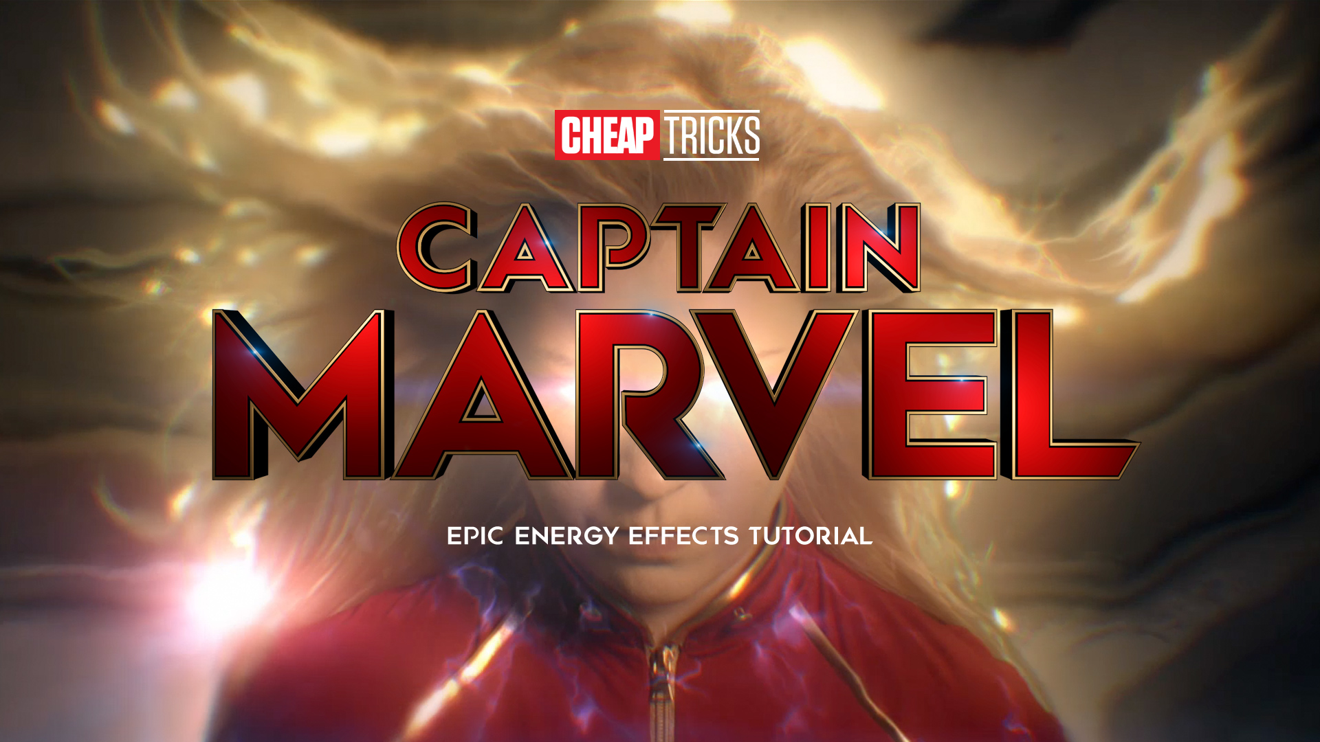 Red Giant - Captain Marvel Effects Tutorial