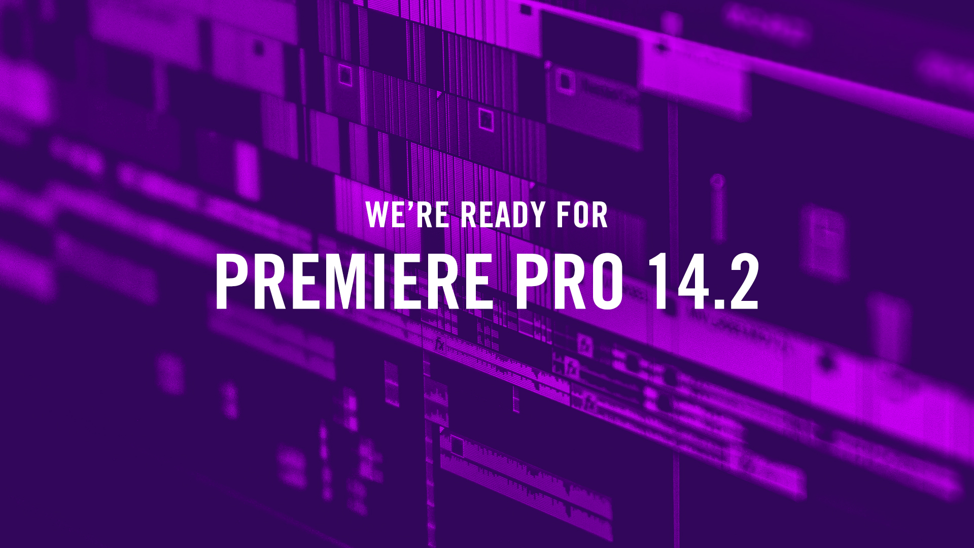 Red Giant We Are Ready For Premiere Pro 14 2