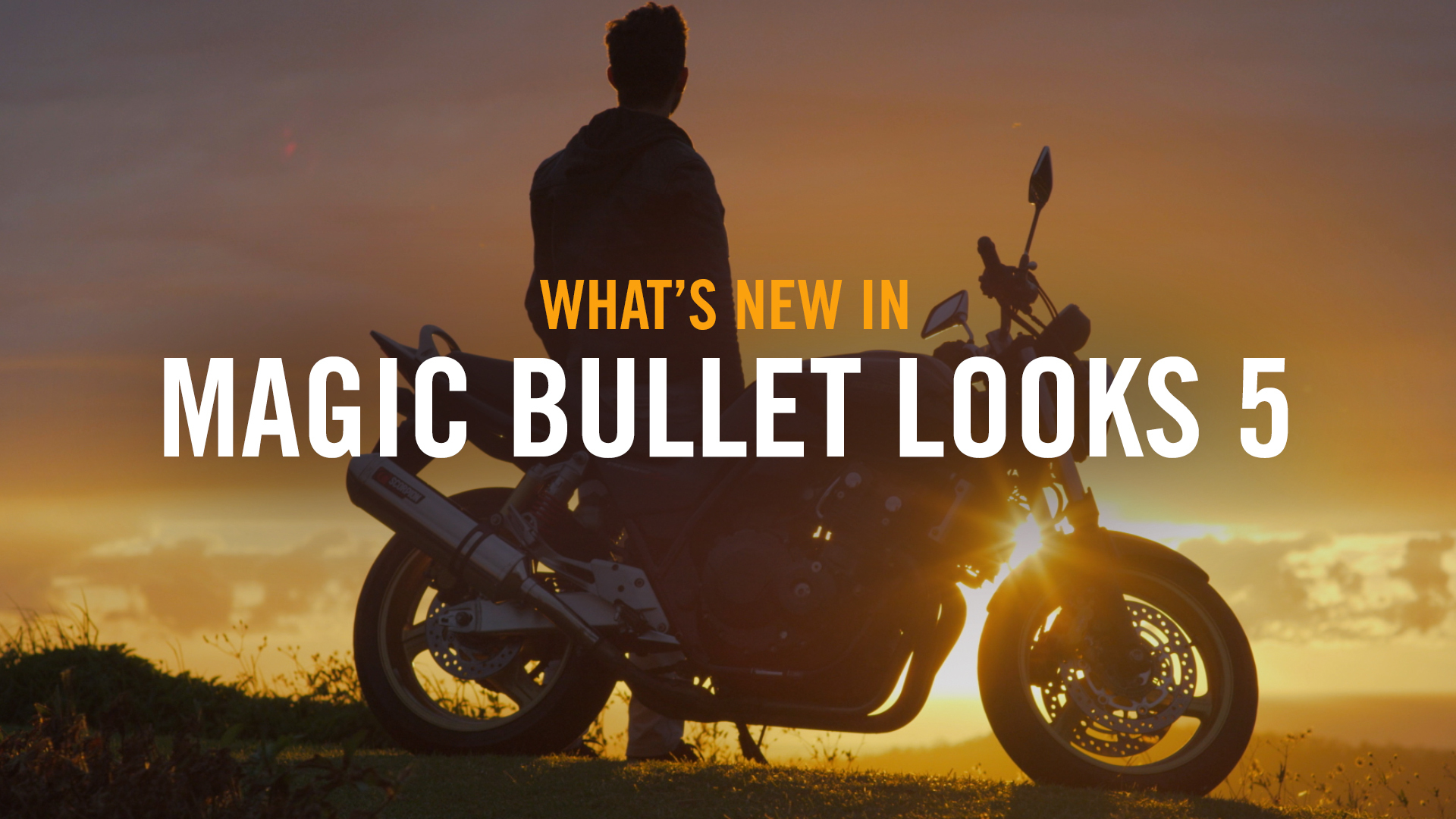 What's New with Magic Bullet Looks 5