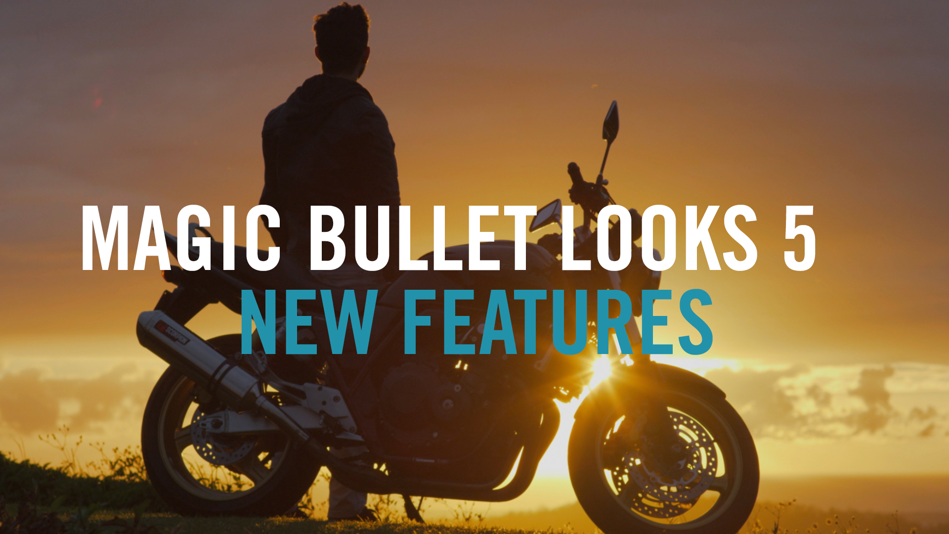 Magic Bullet Looks 5- New Features
