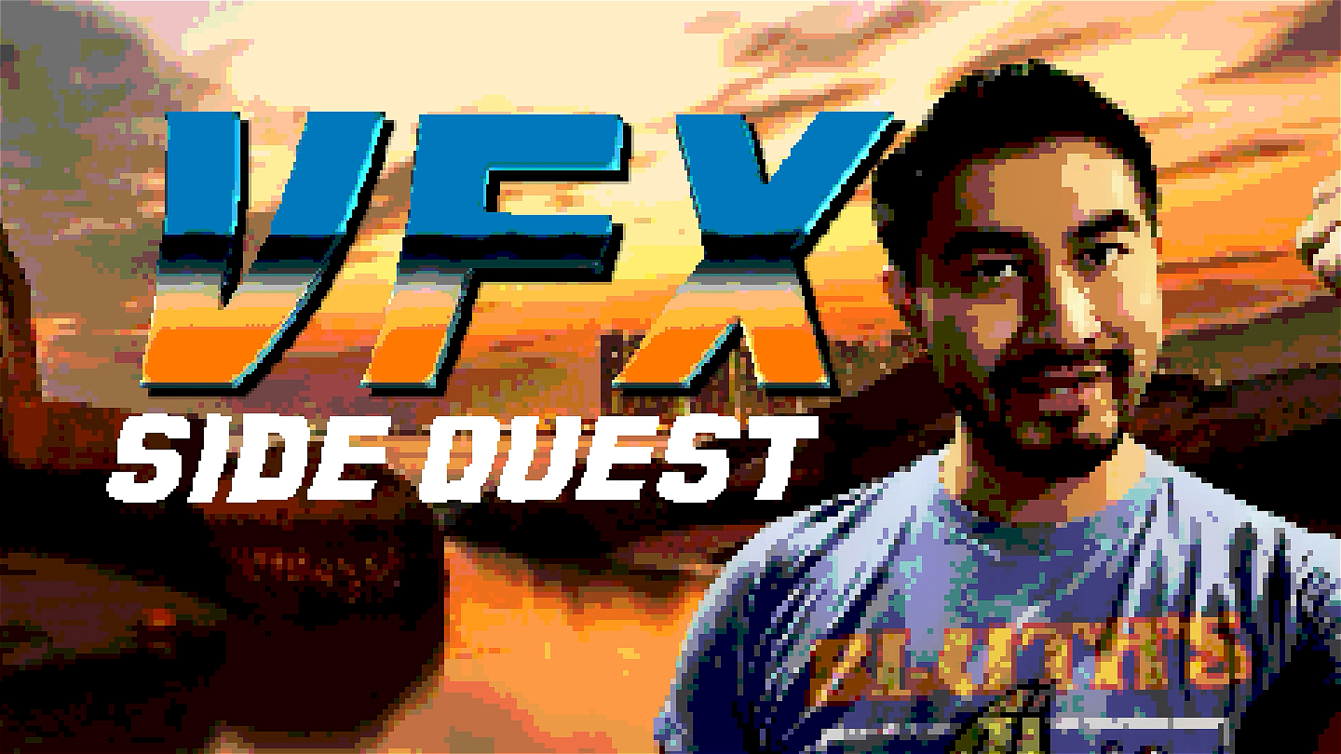 VFX Side Quest | Creating A Retro Video Game Look